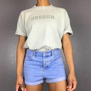 90's Vintage Oregon University Souvenir T-Shirt